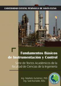 Cubierta para Fundamentos Básicos de Instrumentación y Control