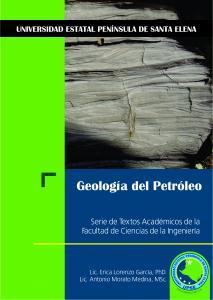Cubierta para Geología del Petroleo