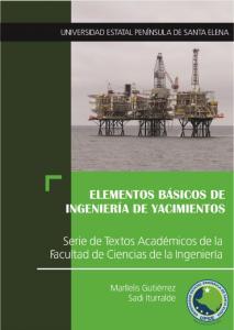 Cubierta para Elementos Básicos de Ingeniería de Yacimientos